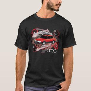 1990 talledega red SPG grunge style, turbo T-Shirt