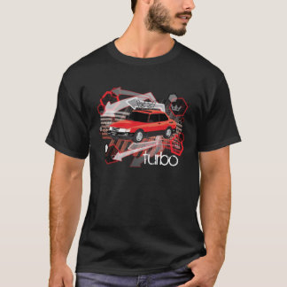 1990 talledega red SPG grunge style, turbo T-Shirt