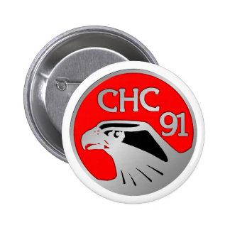 1991 Los Banos 6 Cm Round Badge