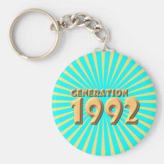 1992 KEY CHAIN