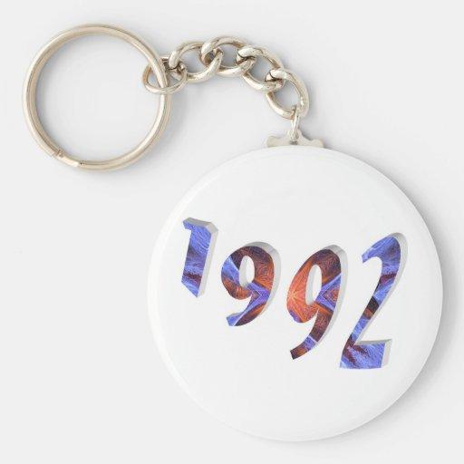 1992 KEYCHAIN
