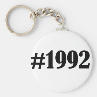 #1992 KEY CHAINS