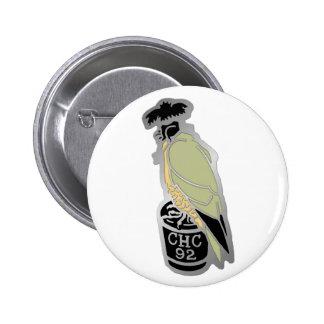 1992 Los Banos 6 Cm Round Badge