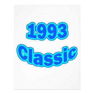 1993 Classic Blue Flyer