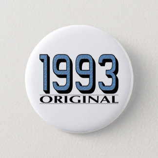 1993 Original 6 Cm Round Badge