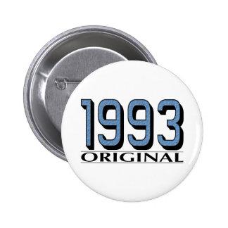 1993 Original 6 Cm Round Badge