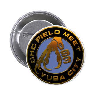 1993 Yuba City 6 Cm Round Badge