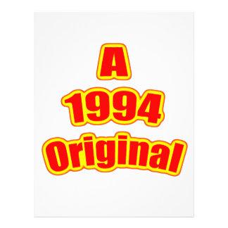 1994 Original Red Flyers