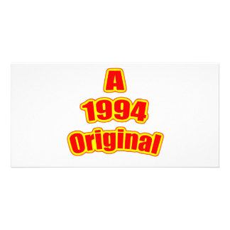 1994 Original Red Photo Cards
