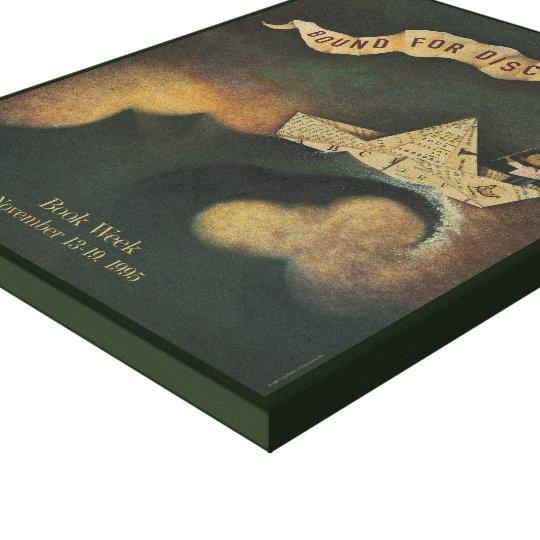 1995 Children's Book Week Canvas