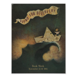 1995 Children's Book Week Poster