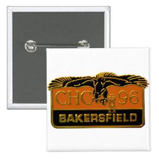 1996 Bakersfield 15 Cm Square Badge