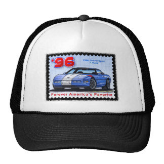 1996 Grand Sport Special Edition Corvette Cap