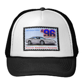 1996 Special Edition Corvette Mesh Hat