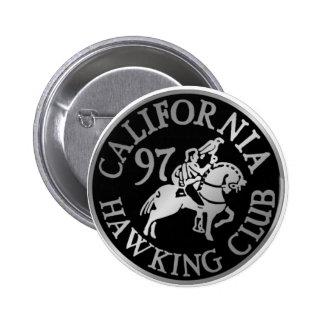 1997 Bakersfield 6 Cm Round Badge