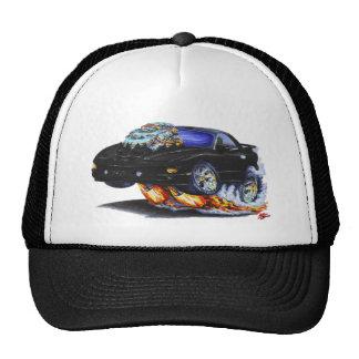 1998-02 Firebird Trans Am Black Car Hat