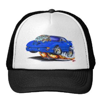 1998-02 Firebird Trans Am Blue Car Mesh Hat