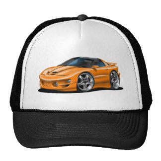 1998-02 Firebird Trans Am Orange Car Hats