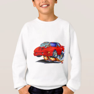 1998-02 Firebird Trans Am Red Car Sweatshirt