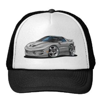 1998-02 Firebird Trans Am Silver Car Hat