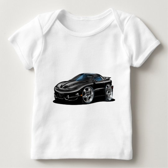 1998-02 Trans Am Black Car Baby T-Shirt