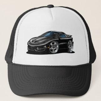 1998-02 Trans Am Black Car Trucker Hat