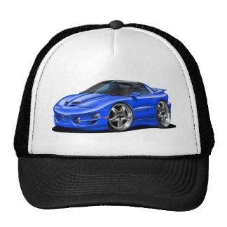 1998-02 Trans Am Blue Car Cap