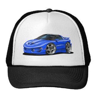1998-02 Trans Am Blue Car Mesh Hat