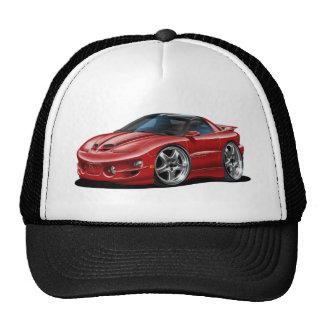 1998-02 Trans Am Maroon Car Cap