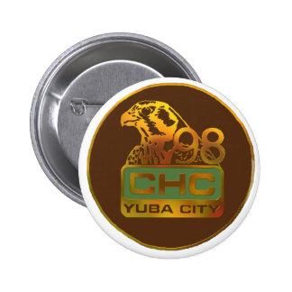 1998 Yuba City 6 Cm Round Badge