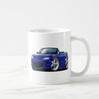 1999-05 Miata Dark Blue Car Coffee Mug