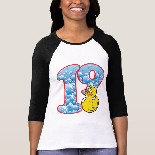 19 Age Duck T-Shirt