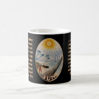 19. The sun - Sailor tarot Coffee Mug