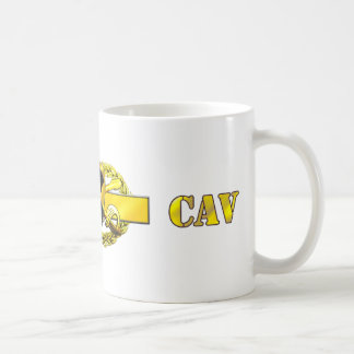 19D 1st Cavalry Division Coffee Mugs