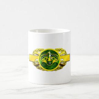19D 3rd Armored Calvary Regiment Classic White Coffee Mug