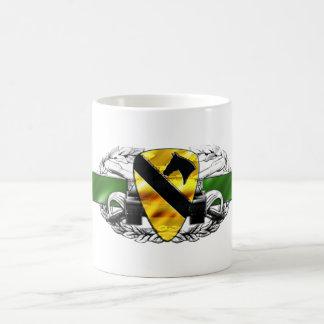 19K 1st Cavalry Division Classic White Coffee Mug