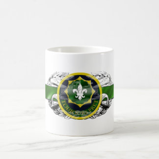 19K 2nd Cavalry Regiment Basic White Mug