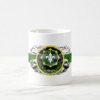19K 2nd Cavalry Regiment Classic White Coffee Mug
