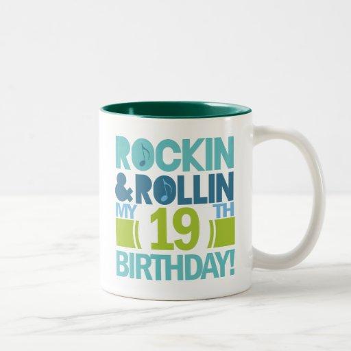 19th Birthday Gift Ideas Mug