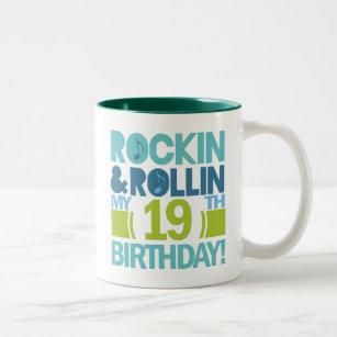 19th birthday drinkware zazzle co uk