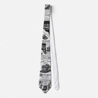 19th century advertisements tie