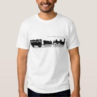 19th Century Train Shirt