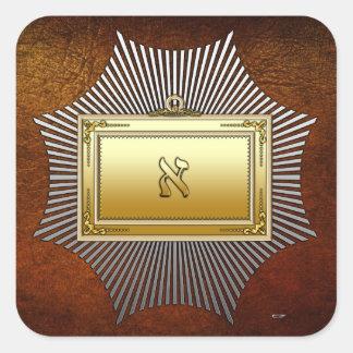 19th Degree: Grand Pontiff Square Sticker