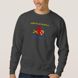19TH Field Artillery 5TH Infantry Div Sweatshirt
