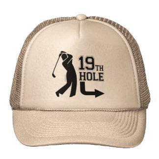 19th Hole Around Back Mesh Hat