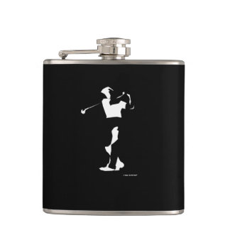 19th Hole Styled Golf Flask