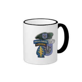 19th Special forces green berets veterans vets Mug