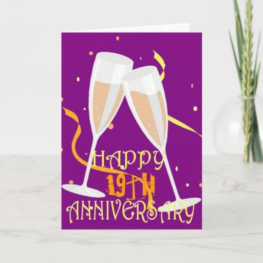 93 19th Wedding Anniversay 19th Year Wedding Anniversary Gifts