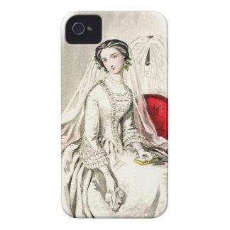19th Wedding iPhone 4/4S Case