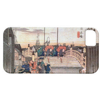 1. 日本橋, 広重 Nihonbashi, Hiroshige, Ukiyo-e iPhone 5 Case